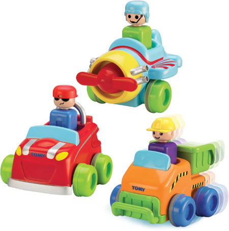 Push 'n Go Vehicles