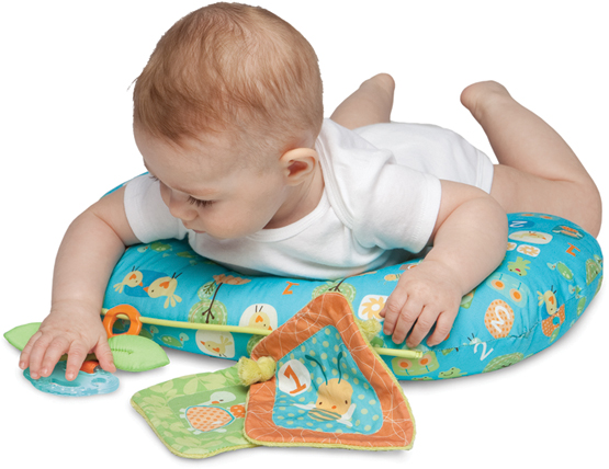 Beyond Play Boppy Tummy Time Products For Early