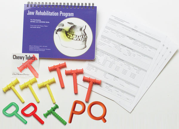 Beyond Play The Jaw Rehabilitation Program Kit Products For Early Childhood And Special Needs