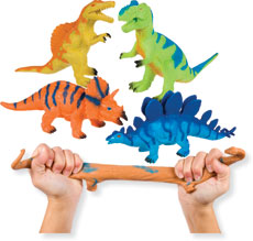 Dinosaur Squishimals