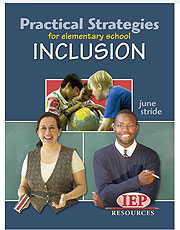 Practical Strategies for Elementary School Inclusion